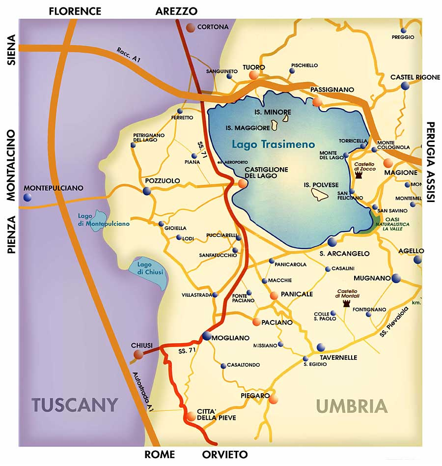 area map   see you in italy